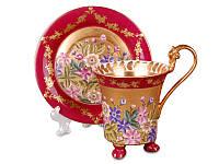 Чайный набор Lefard Парадис 2  предмета (чашка 300 мл), 93-094