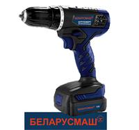 Шуруповерт аккумуляторный Беларусмаш Б-18-2 аккумулятора (кейс)