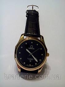 Часы наручные Omega с тахометром 0914