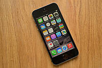 Apple Iphone 5s 16Gb Gray Neverlock Оригинал! , фото 1