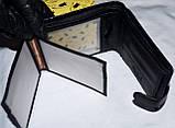 Мужской черный кошелек из натуральной кожи Tailian, фото 4