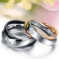 """Кольца для для влюбленных """"Вера в будущее"""", фото 1"""