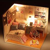 Модель кукольного домика для самостоятельной сборки, фото 1