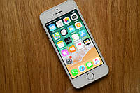 Apple Iphone 5s 16Gb Silver Neverlock Оригинал! , фото 1