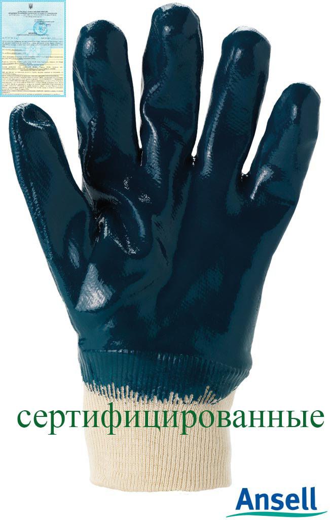 Захисні рукавички, маслостойкие RAHYCRON27-600 G