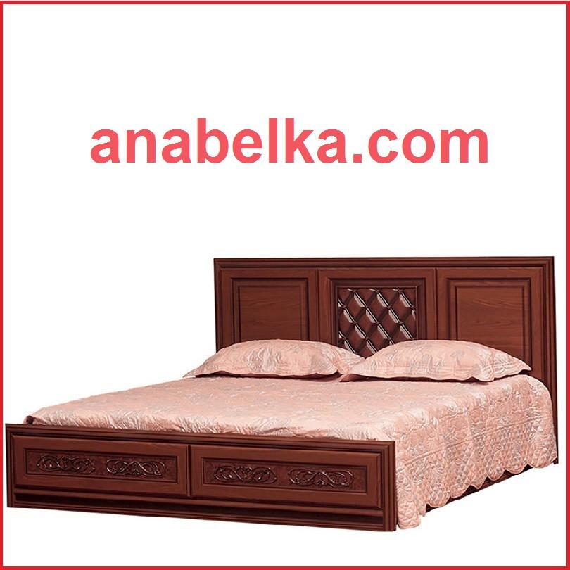 Кровать Ливорно  160 / 180  (Cвіт Меблів)