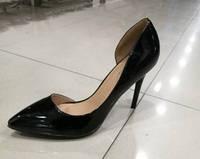 Стильные модельные туфли.