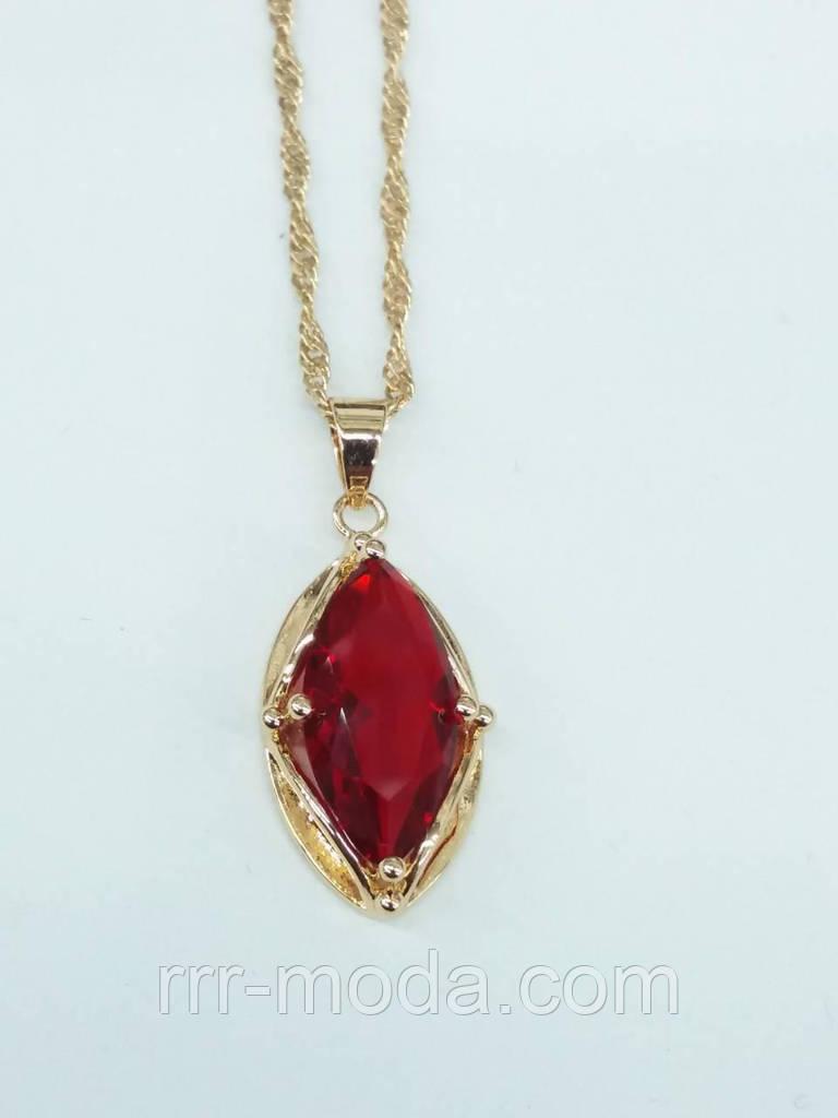 97ab59c936f1 -10% Женские кулоны кристаллы- украшения для женщин оптом с цепочками 392