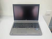 Мощный Ноутбук! HP 8570p Core i7-3740QM(2.7GHz)4Gb/320GB!