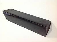 Воск твердый полировочный MOVI, черный средний глянец