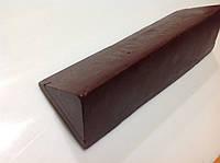 Воск твердый полировочный MOVI, коричневый средний глянец
