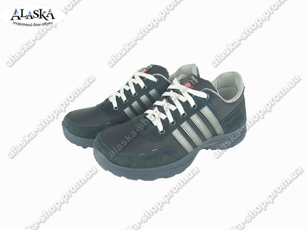 Мужские кроссовки (Код: Paolla 141-5204 синий )