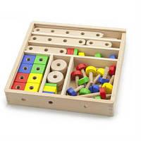 Конструктор Viga Toys 53 детали (50490VG)