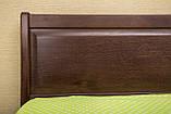 Кровать полуторная Сити с филенкой, с ящиками 120х190/200, фото 3
