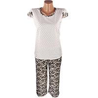 Пижама футболка + бриджи (кулир)