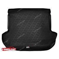 Полиуретановый коврик в багажник для Subaru Outback IV 2009-