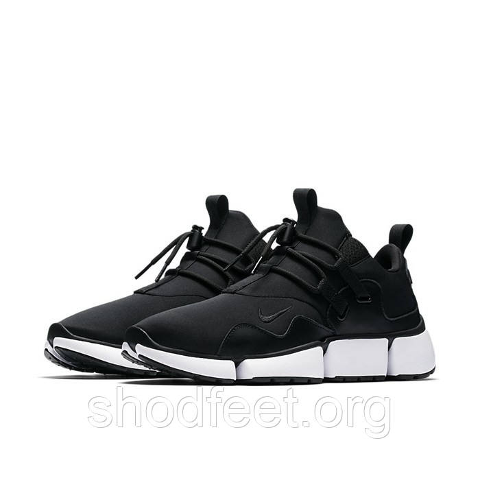 Мужские кроссовки Nike Pocket Knife DM Black White