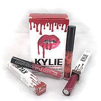 Помада для губ матовая жидкая Kylie matte Кайли 12 цветов