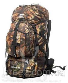 Рюкзак EOS Extreme 70 литров (дубок) с каркасом новый