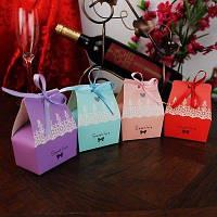 Бонбоньерки, подарки для гостей 9х7х5 см., фото 1
