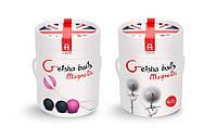 Fun Toys Мощный магнитный тренажер Кегеля Geisha balls Magnetic - FT London (ex. Fun Toys) | Секс шоп - интим магазин Импери.