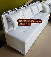 Диван для узкой комнаты с ящиком + спальным местом 1800х500х870мм, фото 1