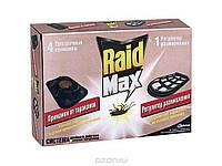 Приманка для тарганів (4 принади 1 регул.) ТМ Raid Max