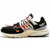 Мужские кроссовки Nike Air Presto x Off White Реплика