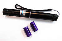 Гипер мощная лазерная указка Фонарь-лазер синий YX-B008-3000 W, 216340 лазерная пушка