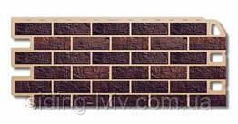Фасадні панелі «Цегла палена» Альта Профіль цокольний сайдинг