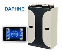 DAPHNE 350 м³/ч Приточно-вытяжная установка 2VV с рекуперацией без нагревателя