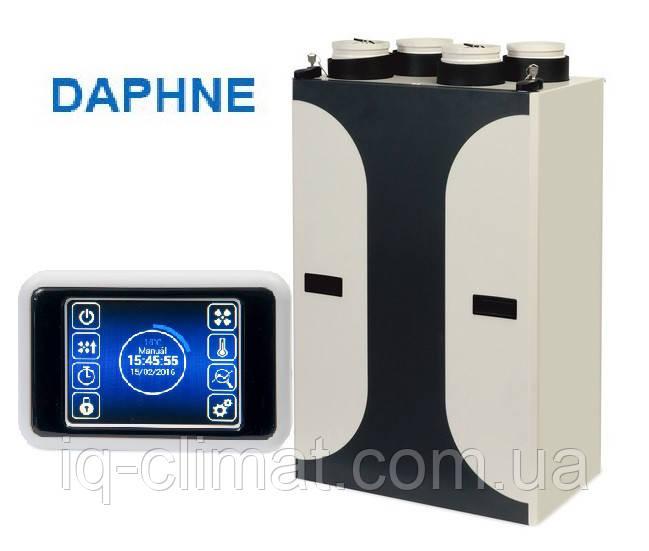DAPHNE 530 м³/ч Приточно-вытяжная установка 2VV с рекуперацией, фото 1