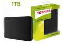 Внешний жесткий диск Toshiba Canvio Basics 1TB