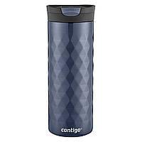 Термокружка Contigo SnapSeal Kenton Travel Mugs 0,59 л, фиолетовая (1000-0500)