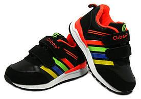 Детские кроссовки для мальчиков CLIBEE Польша размеры 26-31