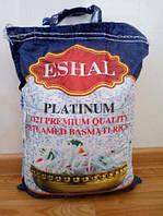 Рис Басмати не пропаренный (Индия) Премиум Eshal Platinum