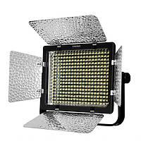 LED осветитель Yongnuo YN320 3200-5500K (постоянный свет) с сетевым адаптером