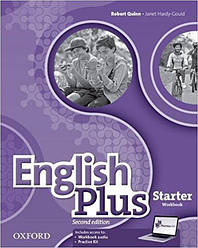 English Plus Second Edition Starter Workbook with Access to Practice Kit (Рабочая тетрадь)