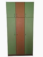 Шкаф комбинированный для ивентаря группы