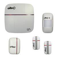 Комплект беспроводной GSM-WiFi сигнализации Oltec