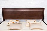 Кровать полуторная Сити с филенкой с механизмом 120х190/200, фото 3