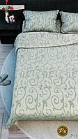 Постельное белье  Leleka Textile Семейный, ранфорс, 2145_Р11