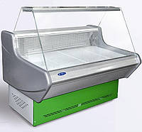 Холодильная витрина Монтана 1.6 ПВХС Технохолод