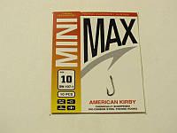 Крючки MiniMax American Kirby #10 BLN 10шт. ring (SW-107-1)