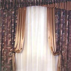 Готовые КОМПЛЕКТЫ (шторы+тюли или шторы+ламбрекены)