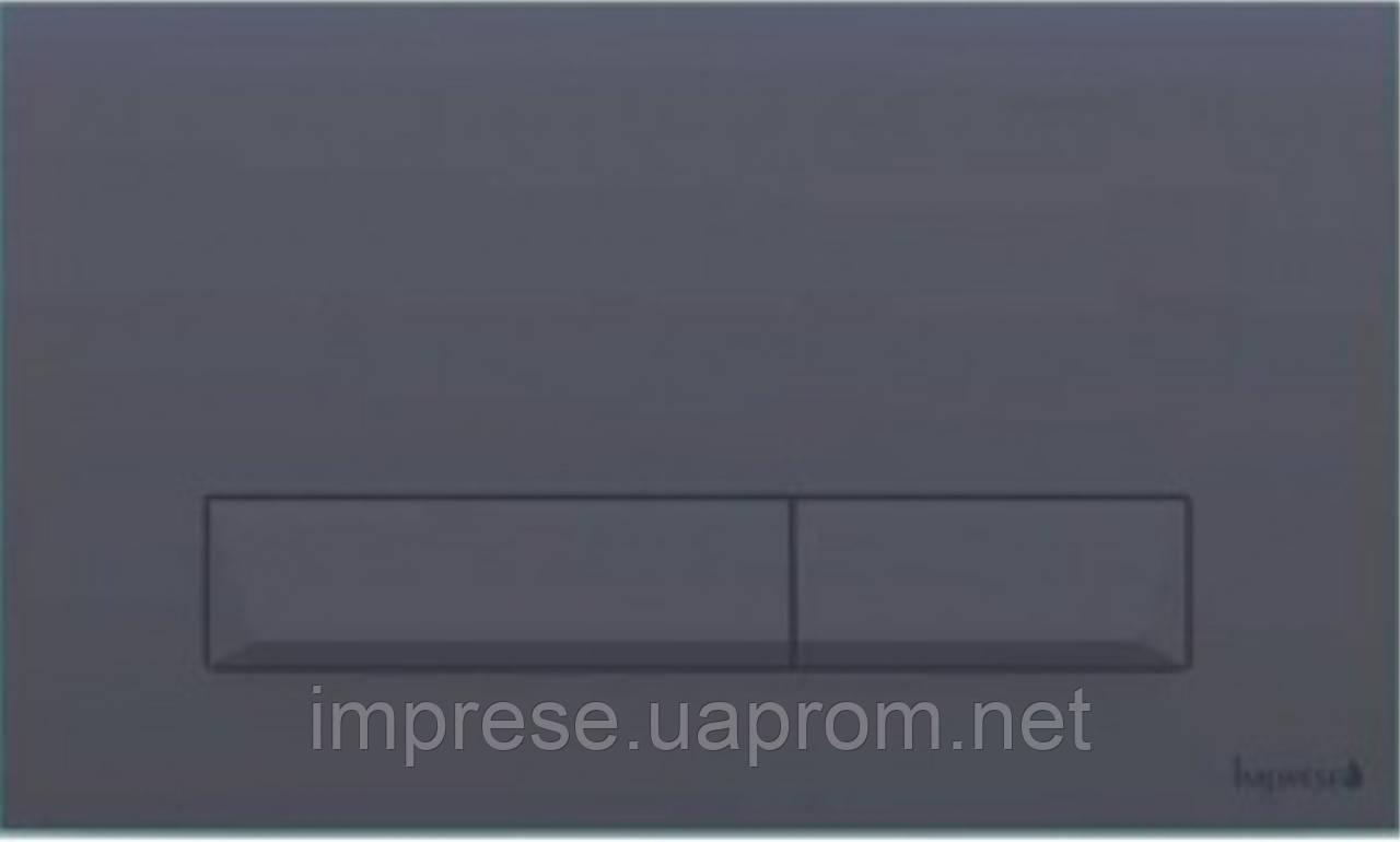 Клавиша смыва Imprese Pan Laska cerna i8040B