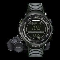 Туристические часы-компьютер с пульсометром  Suunto Vector HR Black