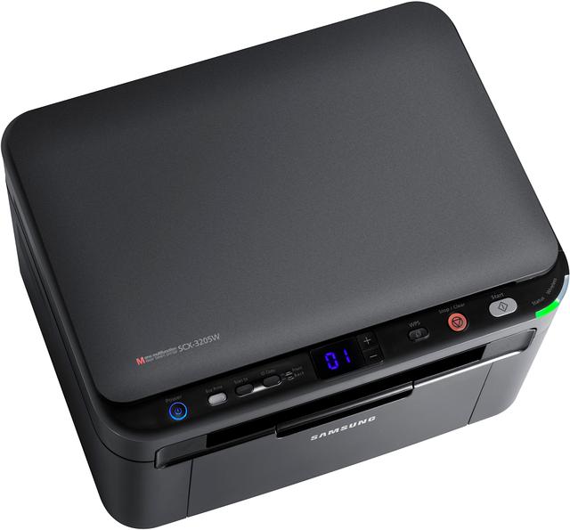 Прошивка/перепрошивка принтера Samsung SCX-3205W