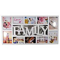 Фоторамка FAMILY (10 фото)