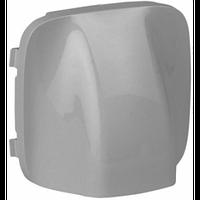 Лицевая панель вывода кабеля Legrand Valena Allure Алюминий (755057)